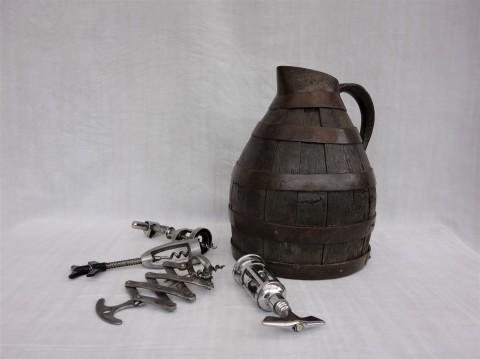 """フランス古道具 \"""" B\"""" ワインの道具-酒壷_e0051968_23591002.jpg"""