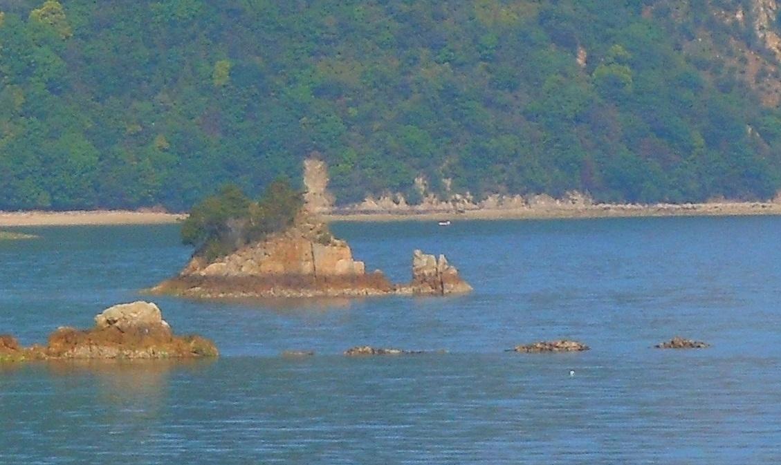 川尻からしか行けない安浦の海岸_e0175370_20442545.jpg