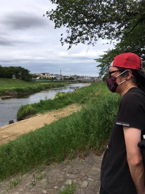 無職生活二十四日目 【川の様子を見に行く】_d0061678_15221767.jpg