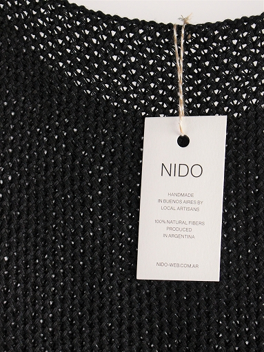 nido TOP CANASTA / BLACK_b0139281_12212687.jpg