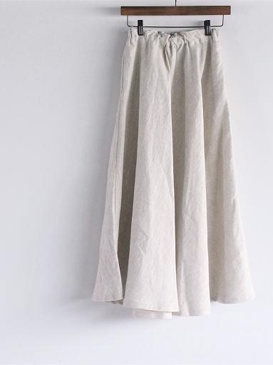 Worker's Nobility Circle skirt / Rustic 100% linen_b0139281_1294179.jpg