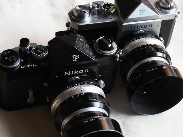 フォト・エッセイ 第十三章 「Nikon F とは」_f0149209_131414.jpg