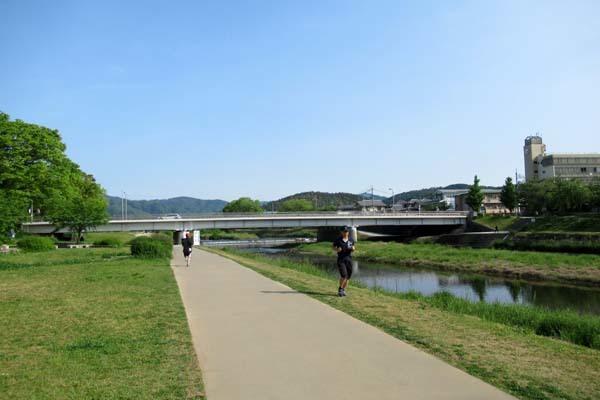 鴨川スロージョギング こどもの日_e0048413_18232588.jpg
