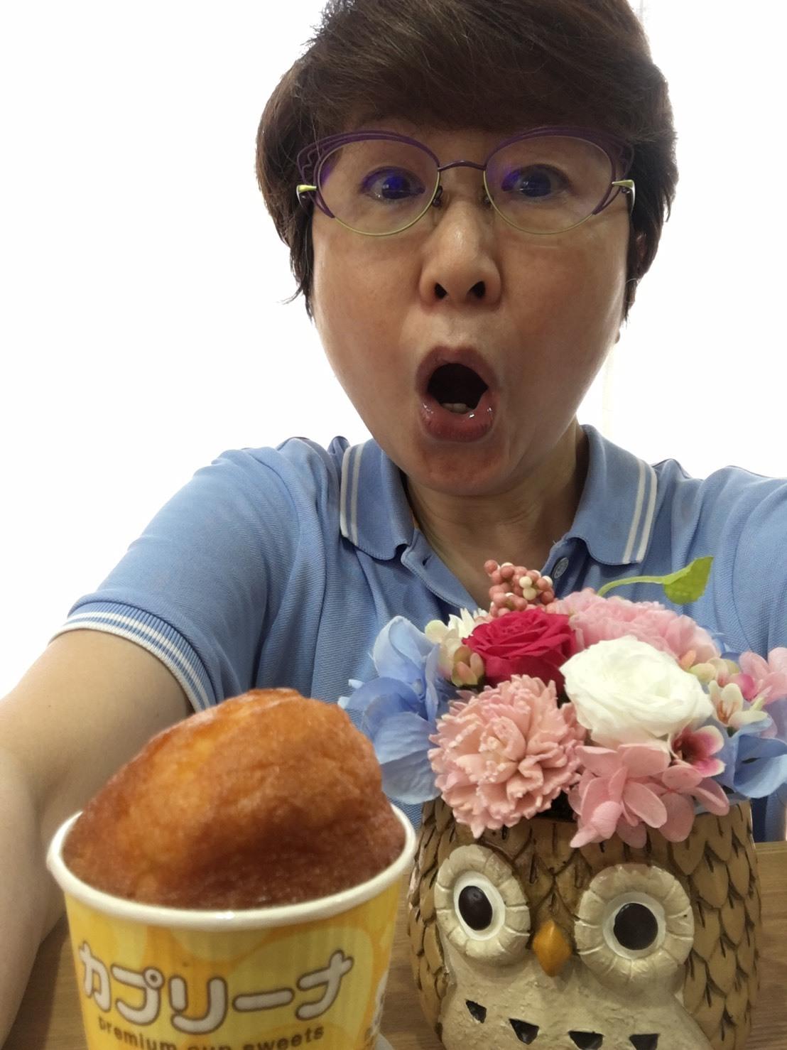 亀有ミカさんと お祝い_a0163623_12323184.jpg