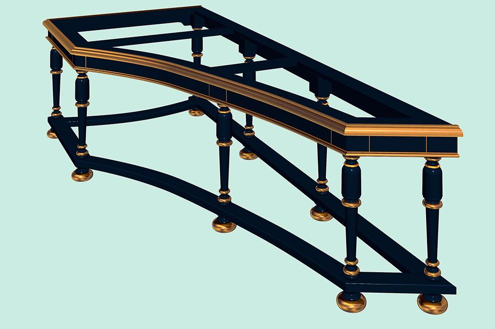 フレミッシュ・チェンバロの装飾スタンド#4_e0064847_08073026.jpg