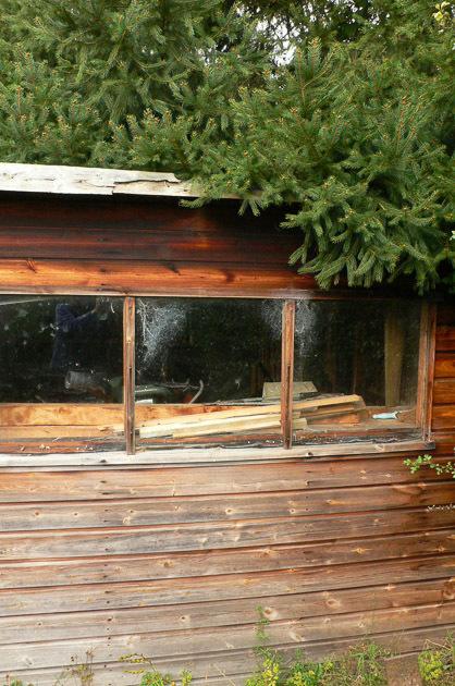 ガーデンの一番奥_b0234690_16584515.jpg