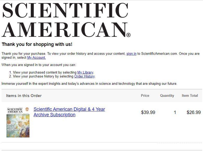 Scientific American 再購読開始_c0025115_21594235.jpg