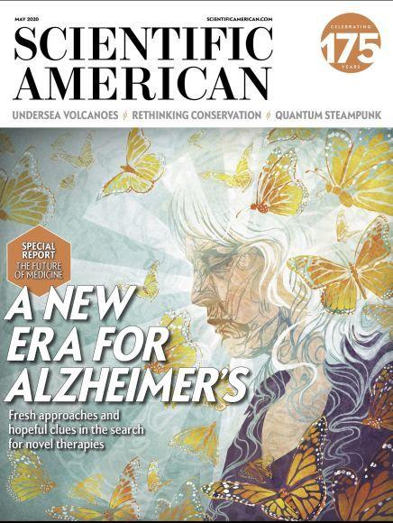 Scientific American 再購読開始_c0025115_22020071.jpg
