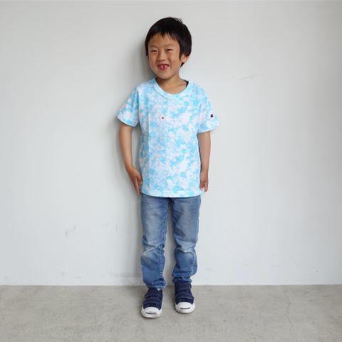 Champion kid\'s : S/S TEE_a0234452_12333651.jpg
