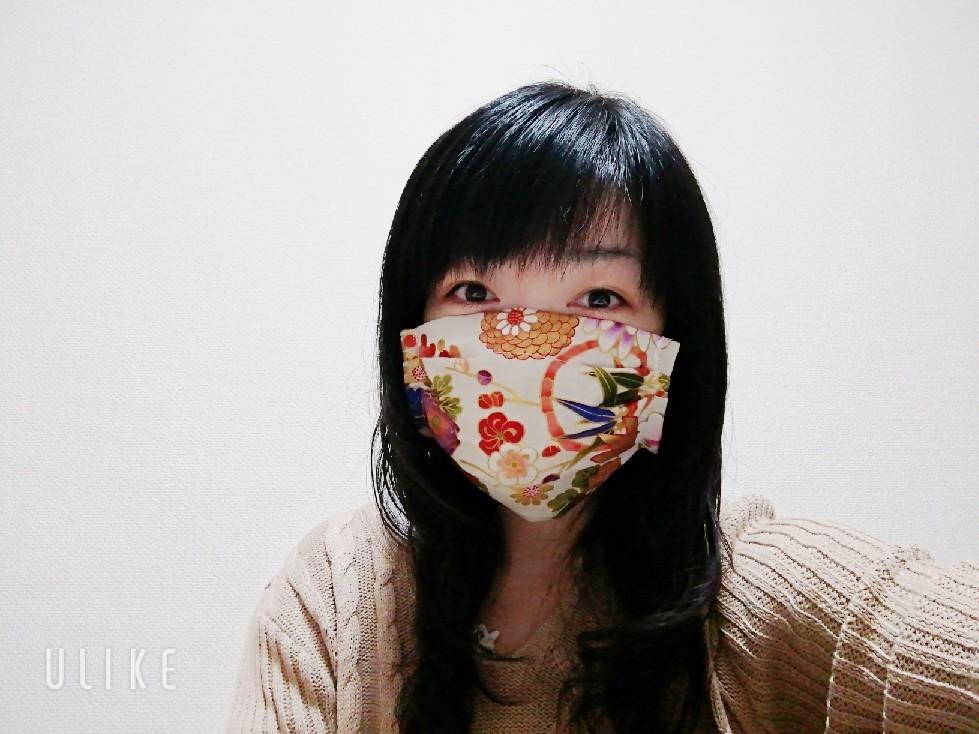 ★手作り立体マスク第二弾♪★_f0351775_22210386.jpg