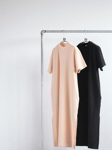 blurhms Rough&Smooth Thermal Long Tee Dress (LADIES ONLY)_b0139281_13445713.jpg