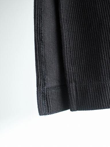 blurhms Rough&Smooth Thermal Long Tee Dress (LADIES ONLY)_b0139281_13452246.jpg