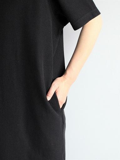 blurhms Rough&Smooth Thermal Long Tee Dress (LADIES ONLY)_b0139281_13453475.jpg