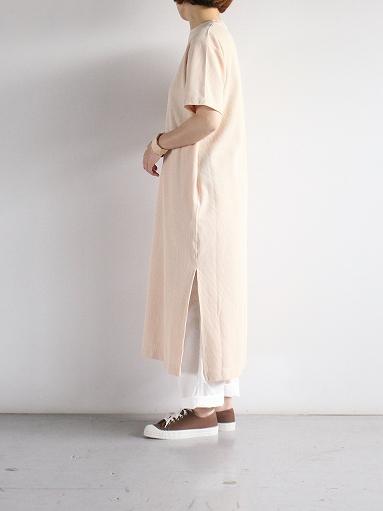 blurhms Rough&Smooth Thermal Long Tee Dress (LADIES ONLY)_b0139281_1346144.jpg