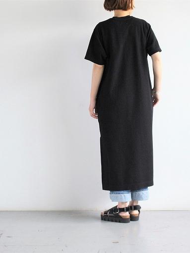 blurhms Rough&Smooth Thermal Long Tee Dress (LADIES ONLY)_b0139281_1346251.jpg