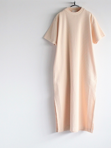 blurhms Rough&Smooth Thermal Long Tee Dress (LADIES ONLY)_b0139281_13464046.jpg