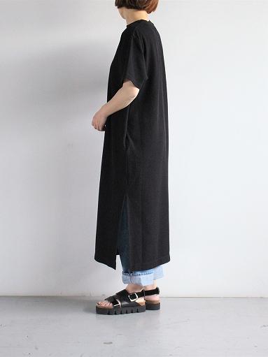 blurhms Rough&Smooth Thermal Long Tee Dress (LADIES ONLY)_b0139281_1346865.jpg