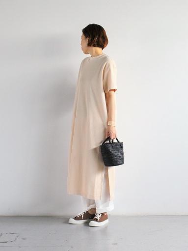 blurhms Rough&Smooth Thermal Long Tee Dress (LADIES ONLY)_b0139281_1349938.jpg
