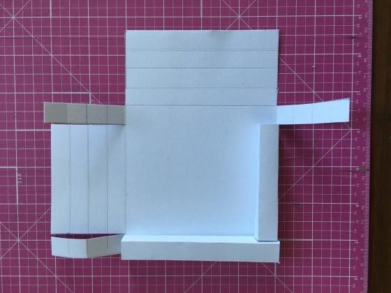 母の日に贈りたい 可愛い紙で作るペーパーフラワー壁掛け_c0231894_14512060.jpg