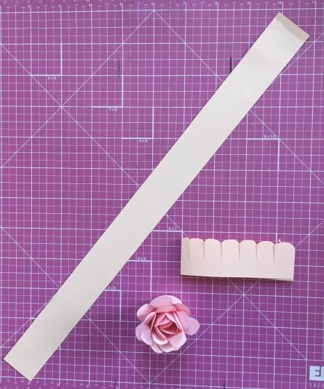 母の日に贈りたい 可愛い紙で作るペーパーフラワー壁掛け_c0231894_15284013.jpg