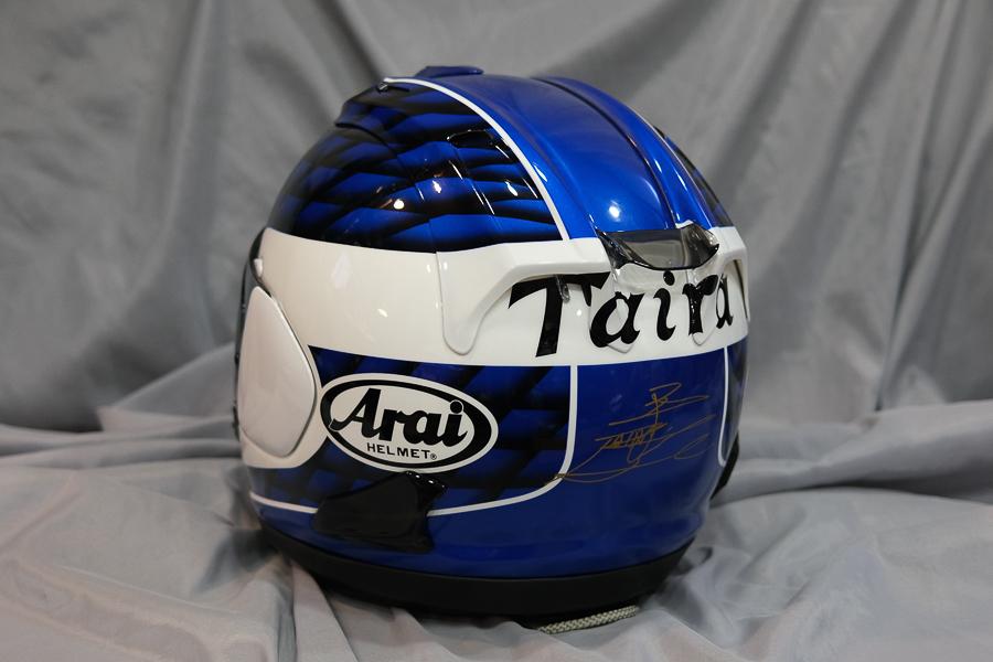 """Arai Helmet RX-7X \""""Taira \""""_f0369107_09325666.jpg"""