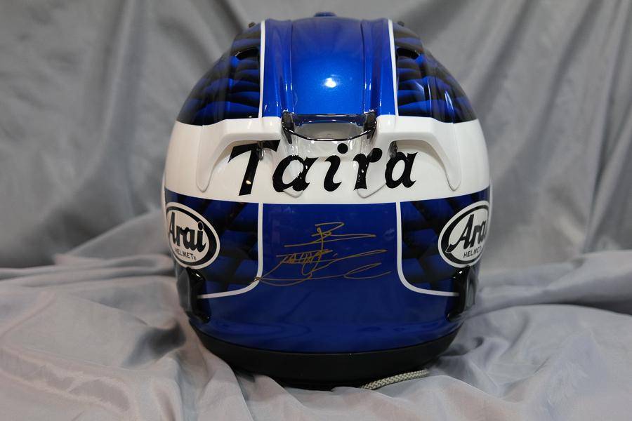"""Arai Helmet RX-7X \""""Taira \""""_f0369107_09330445.jpg"""
