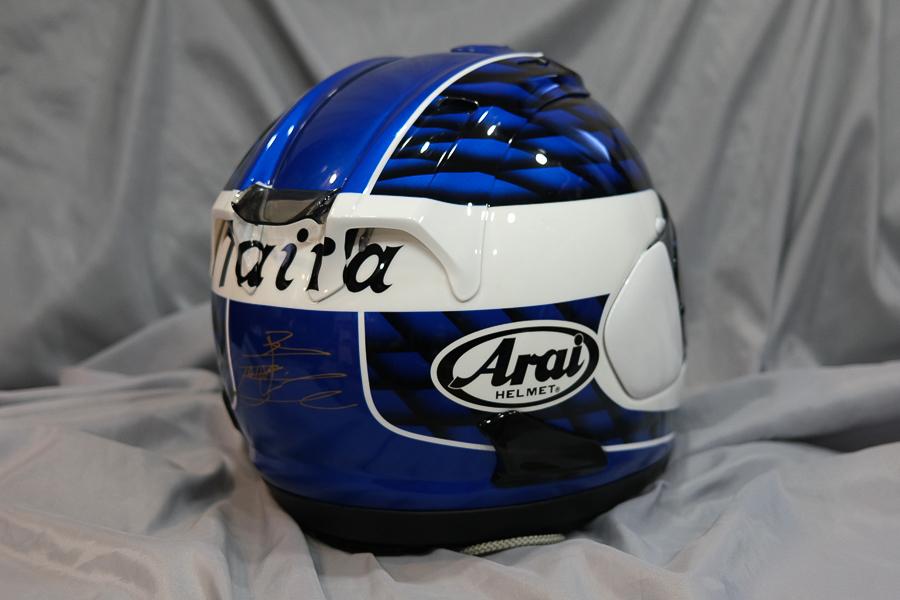 """Arai Helmet RX-7X \""""Taira \""""_f0369107_09331192.jpg"""