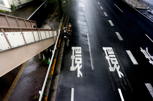 城山 宜弘 & Triumph Thruxton900(2019.10.12/TOKYO)_f0203027_15090240.jpg