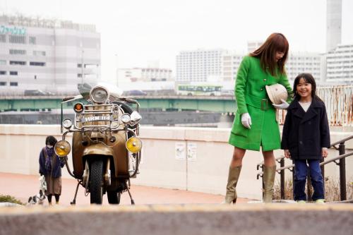 孕石 晶子 & Innocenti Lambretta  Golden Special(2020.01.26/TOKYO)_f0203027_15375596.jpg