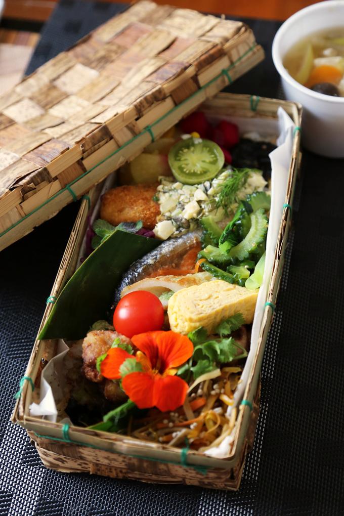 ウチで食べよう En-Taku SAKOの紗鼓めし特製海苔弁_b0049152_18192659.jpg