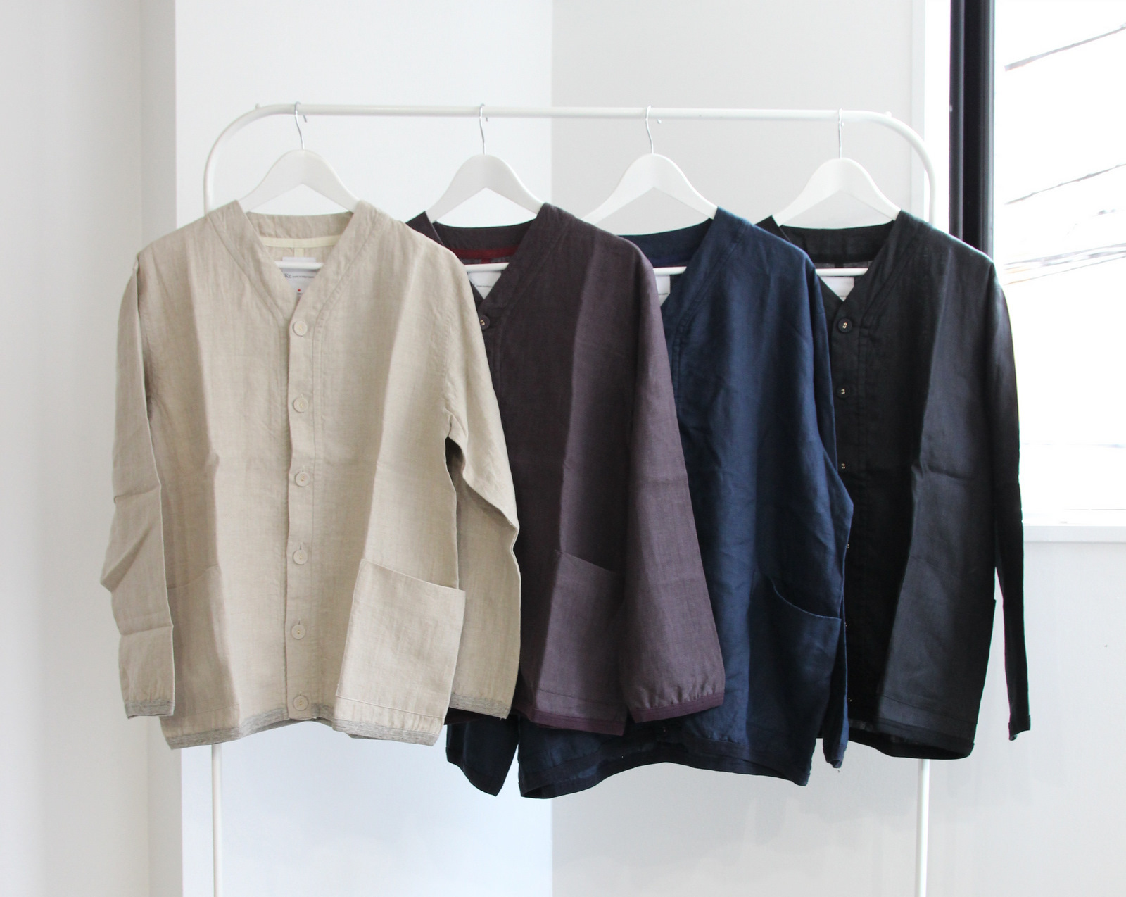French Linen Cardigan_c0379477_20124363.jpg