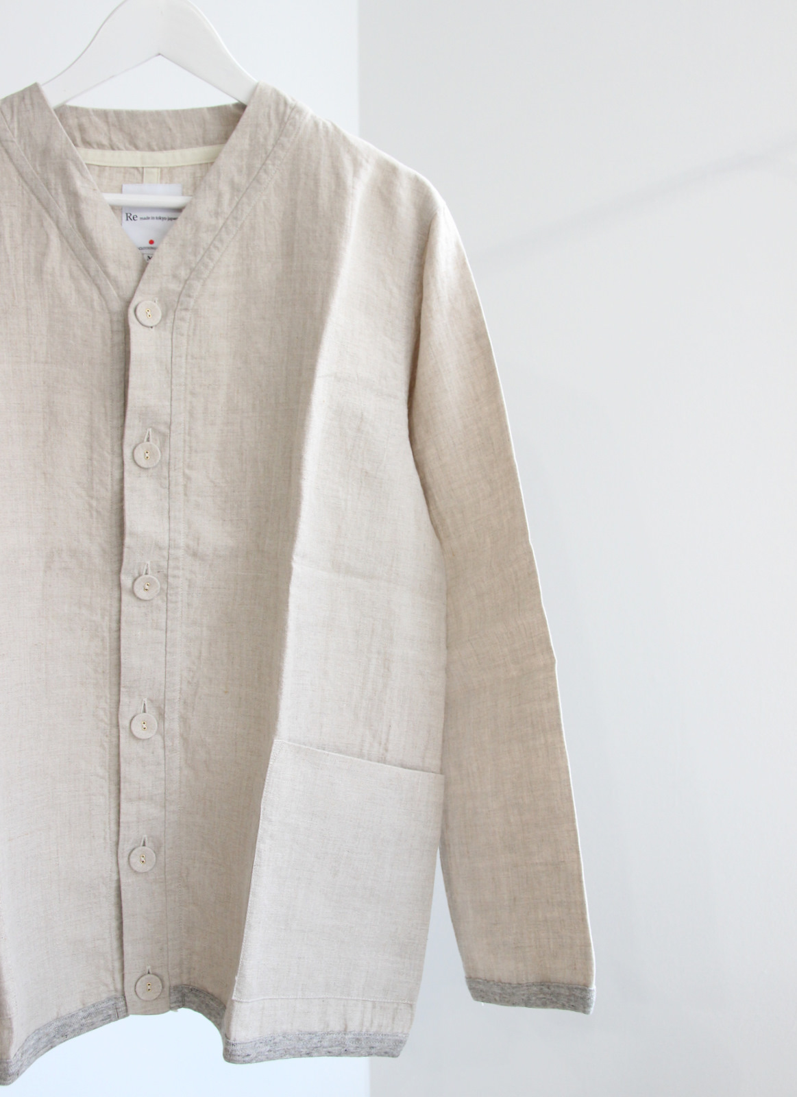 French Linen Cardigan_c0379477_20150475.jpg