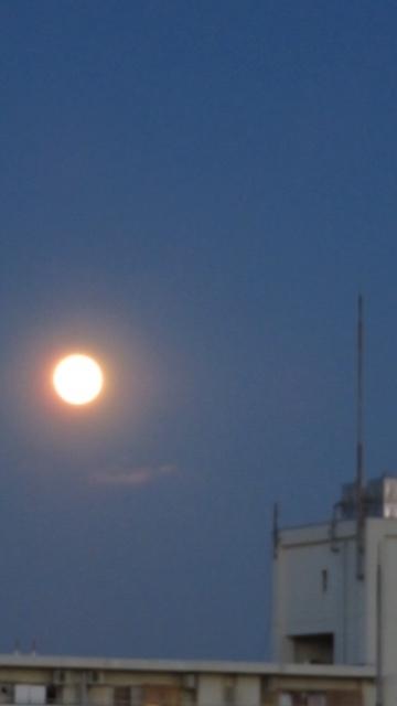 満月_f0204295_19190648.jpg