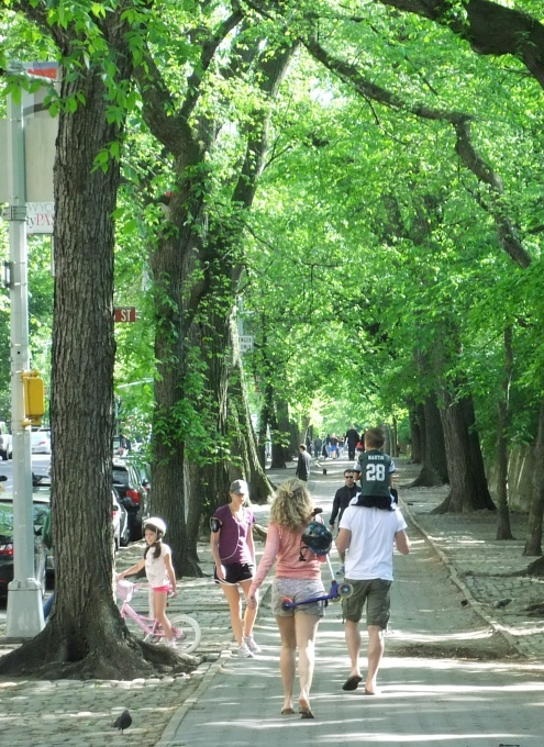 新緑のニューヨーク風景、過去ログでバーチャルお散歩_b0007805_05373259.jpg
