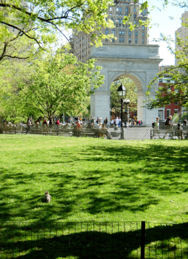 新緑のニューヨーク風景、過去ログでバーチャルお散歩_b0007805_05394130.jpg