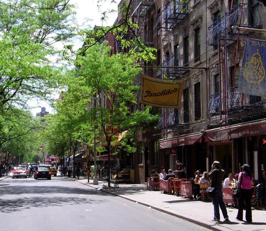 新緑のニューヨーク風景、過去ログでバーチャルお散歩_b0007805_05411512.jpg