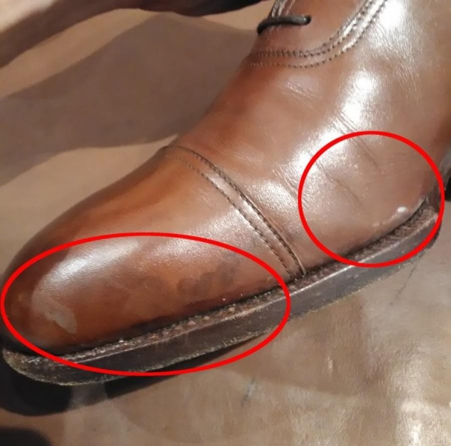 オンライン靴クリーニングやってます_f0283816_14504612.jpg