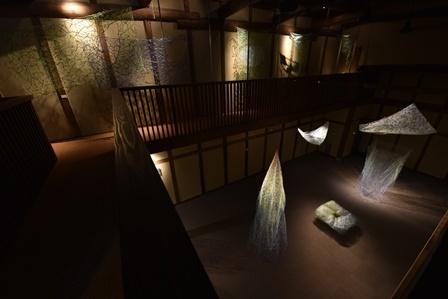 奈良平宣子展「光と影が与えてくれるもの」_f0190624_11300430.jpg