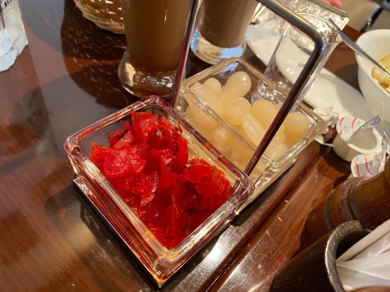 ボンディの味を受け継いだ欧風カレー ラ・ファミーユ_a0359239_17521367.jpg