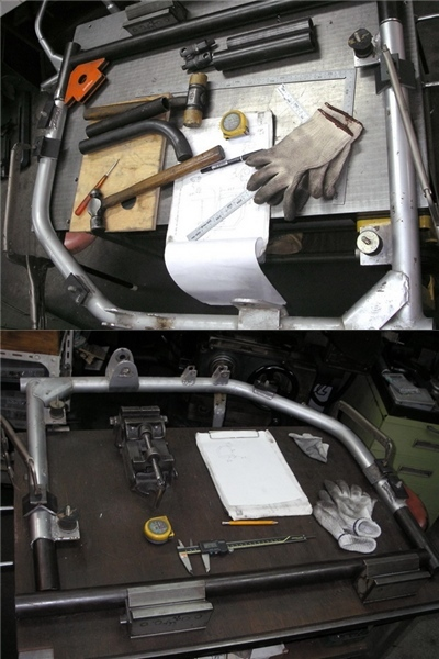 VF750 から SUZUKI 刀+オートクラフト サイドカーへ_e0218639_10565278.jpg