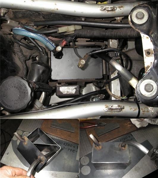 VF750 から SUZUKI 刀+オートクラフト サイドカーへ_e0218639_10565396.jpg