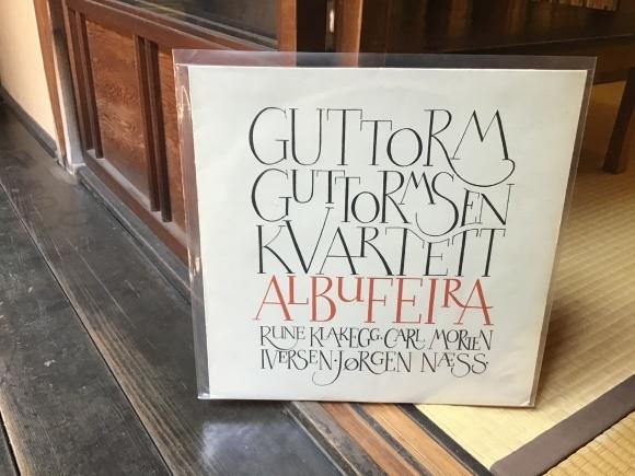 ALBUFEIRA / GUTTORM GUTTORMSEN KVARTETT_e0230141_16063821.jpeg