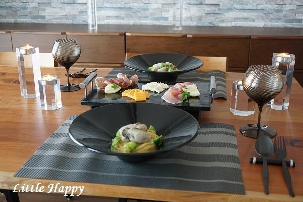 旨味逃さず!殻つき牡蠣で作るオイルパスタ_d0269651_16540681.jpg