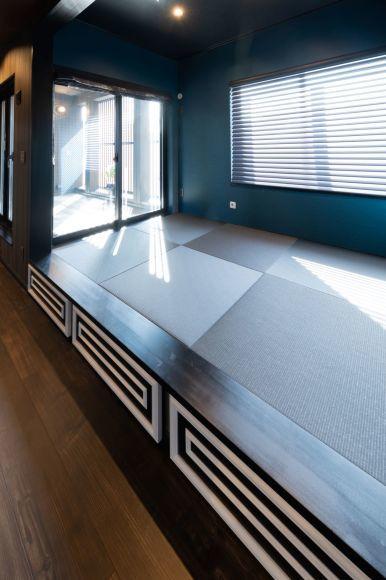 国産ファブリックメーカーさんには現代の和室に適してるカーテンは無い?_e0133255_15510859.jpg