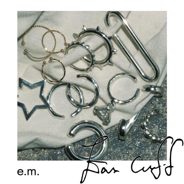 e.m. Ear Cuffno新商品入荷_e0130464_14213426.jpg