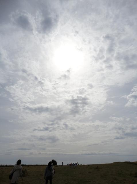 天と地がひとつになるって・・・_e0269170_19074818.jpg