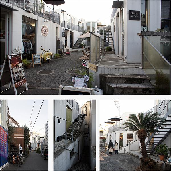 裏路地の小さなショッピングモール「SARUGAKU」_b0114785_15271272.jpg