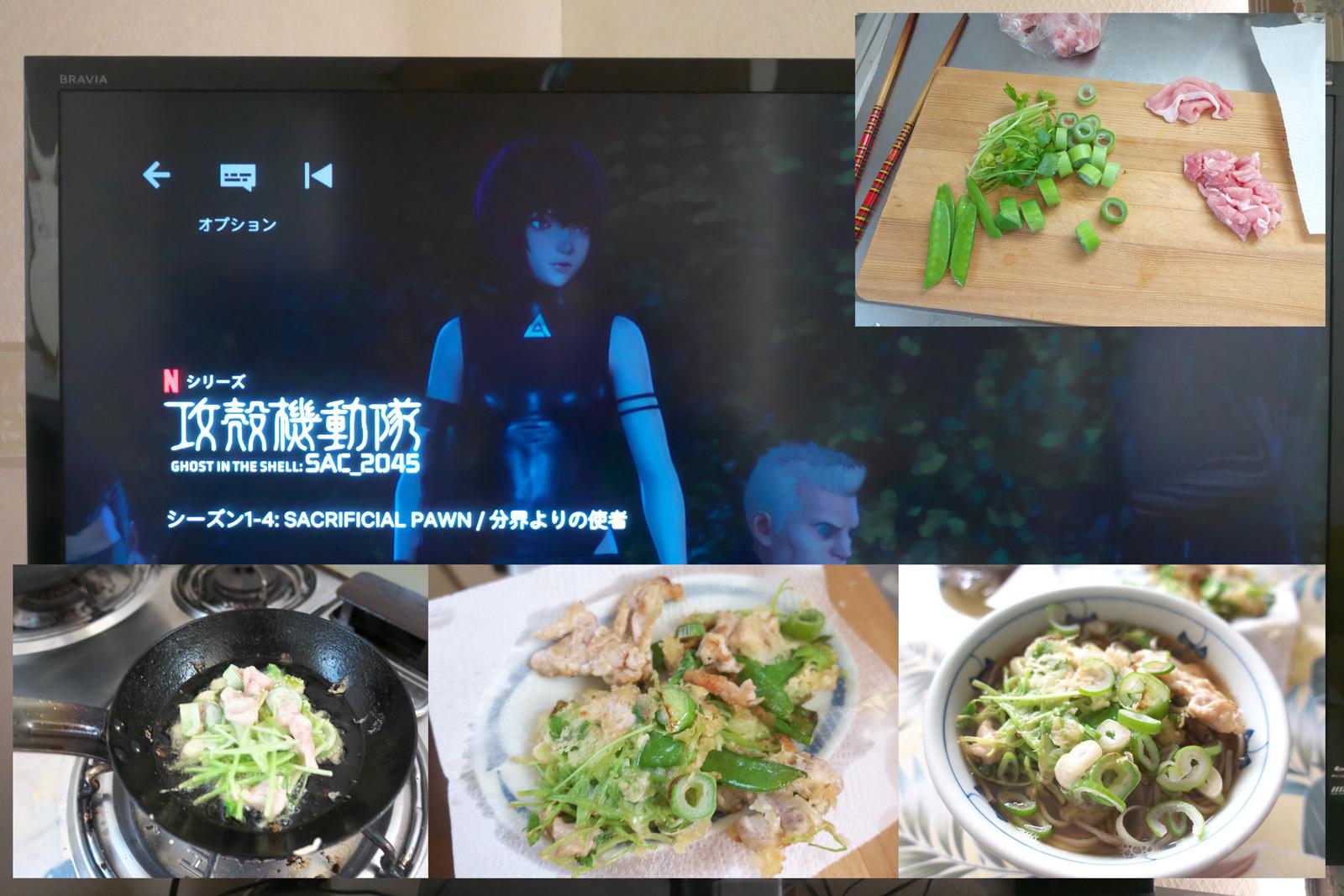 永坂更科 布屋太兵衛の肉天蕎麦_a0271402_10595147.jpg