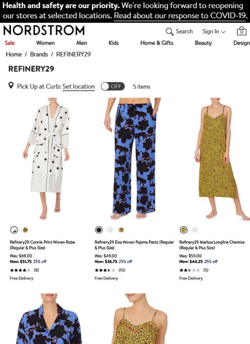 長引くステイホームの波及効果、Refinery 29\'s Loungewear Lineとか、Coronavirus Insomniaとか_b0007805_21462012.jpg