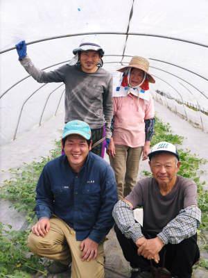 肥後グリーン 今年(令和2年)は5月下旬から出荷します!そのための匠の栽培方法を現地取材!_a0254656_18424967.jpg
